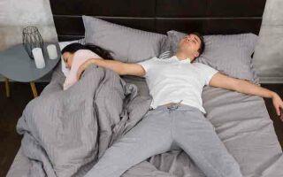 Как поза для сна влияет на здоровье, сны и характер