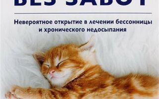 Обзор книги: Саша Стивенс «Сон без забот. Невероятное открытие в лечении бессонницы и хронического недосыпания»