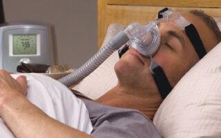 Аппарат для лечения апноэ сна СИПАП
