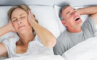 Что делать если муж храпит