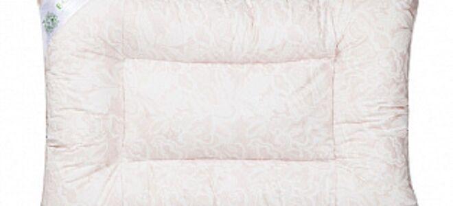 [Рейтинг]: ТОП-5 лучших подушек из холлофайбера