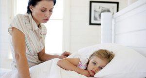 Бессонница у ребенка