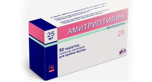 Амитриптилин как снотворное дозы