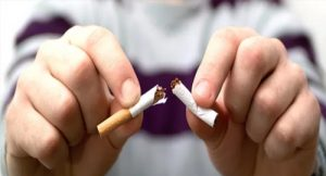 Бессонница при отказе от курения