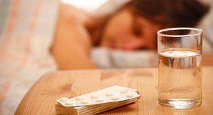 Быстродействующее снотворное