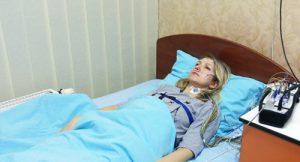ЭЭГ (Электроэнцефалография) сна