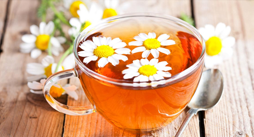 Ромашковый чай перед сном. Чем полезен чай из ромашки перед сном?