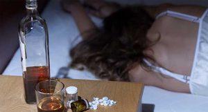 Снотворное и алкоголь
