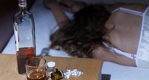 Какое снотворное можно дать пьяному
