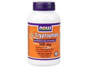 Триптофан Now Foods