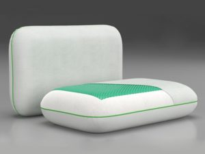 ТОП-4 лучших подушек с гелем
