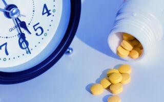 ТОП-23 таблетки для сна [Рейтинг и гид по выбору]