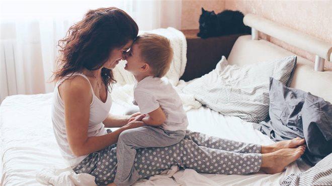 Лечение инсомнии усилиями родителей