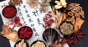 Китайские успокоительные препараты
