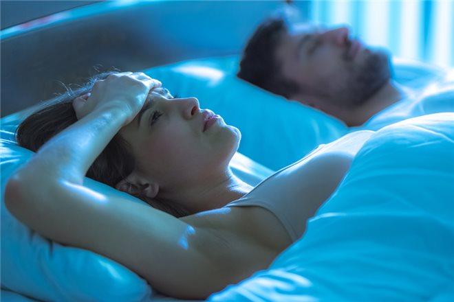 Отчего бывают проблемы со сном?