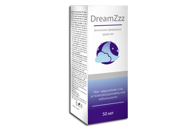 Средство Dreamzzz от бессонницы